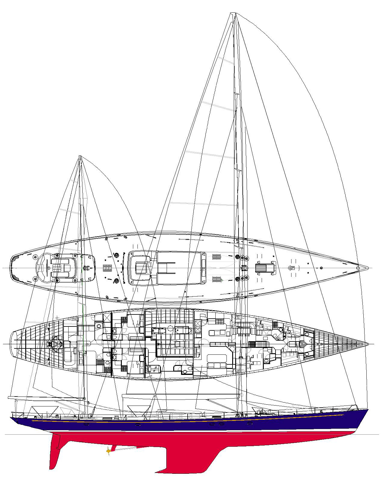 Home built sailboat plans | Estars